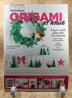 Origami at home Paper craft ideas for Christmas