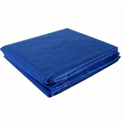Blue Poly Tarp 40' x 60' Winter Storage Boat Cover