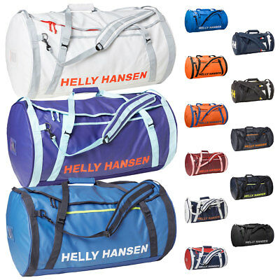 9a6328ddebf HELLY HANSEN HH Duffel Bag 2 50L Holdall Water Resistant Durable ...