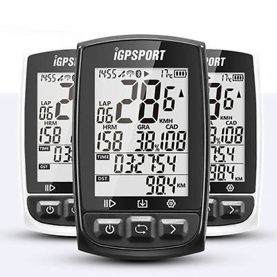 IGPSPORT IGS50E Bike GPS Cycling Computer Odometer Ant+ Waterproof IPX7