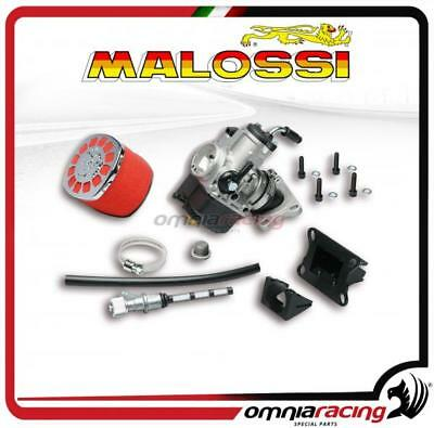 Malossi carburetor kit PHBH 26 with reed valve for 2T Yamaha DT 50 X/R / TZR 50