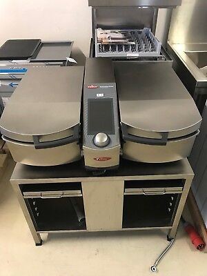 Rational/Frima Vario Cooking Center VCC 112T inkl. Untergestell