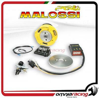 Malossi MHR team inner rotor ignition + CU 2T Peugeot XPS 50/XR6 50/XR7 50