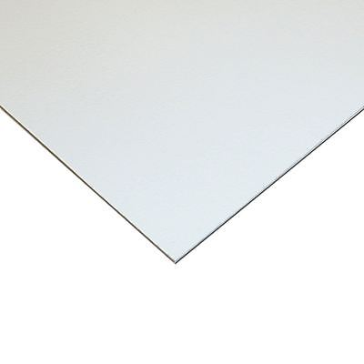 "High Impact Polystyrene Plastic Sheet .015"" x 48"" x 96"" - White"