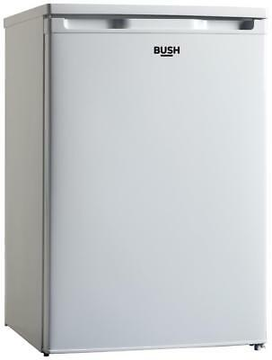 Larder Fridge Under Counter Bush HS-147LN - White