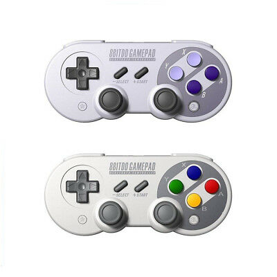 8Bitdo SN30/SF30 PRO Bluetooth Gamepad For Switch/macOS/Android/Windows/Rasp Pi