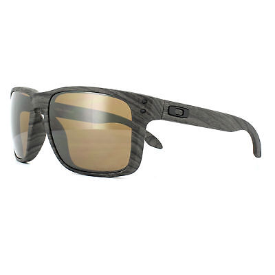 0fe9232a380 Oakley Sunglasses Holbrook XL OO9417-06 Woodgrain Prizm Tungsten Polarized