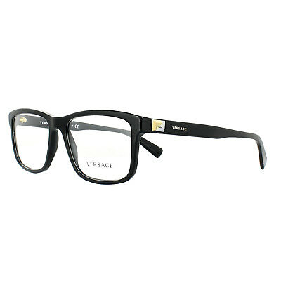 6d6d105162 VERSACE GLASSES FRAMES 3253 108 Dark Havana 53mm Mens -  120.00 ...