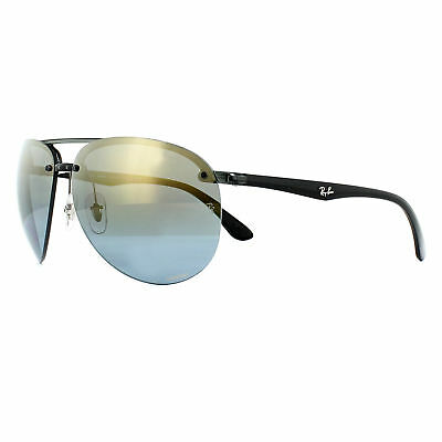 780e4dcd1da Ray-Ban Sunglasses RB4293CH 876 J0 Grey Blue Gradient Mirror Polarized  Chromance