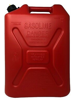Scepter Fuel Container with Spout (20L) 5.3 Gallon Gas Can