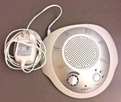 HoMedics SS-2000 Sound Spa Relaxation Machine with 6 Nature Sounds