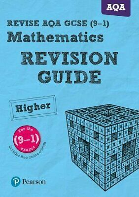 REVISE AQA GCSE (9-1) Mathematics Higher Revision Guide: w... by Smith, Mr Harry