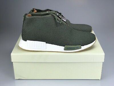 sports shoes 75524 b76a2 ADIDAS CONSORTIUM X END NMD C1 Olive CHUKKA US 12.5 NEW Ultra Boost