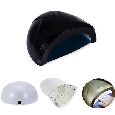 1PC 48W LED UV Nail Dryer Gel Polish Lamp Light For SUNone Manicure Phototherapy