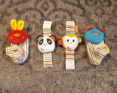 INFANTINO BABY RATTLE Toy Infant - $12.95 | PicClick