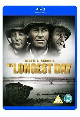 The Longest Day [Blu-ray] [1962] - DVD  MWVG The Cheap Fast Free Post