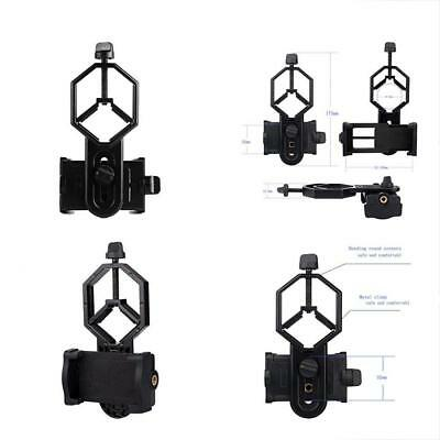 Photo Adapters Universal Cell Phone Mount For Binocular Monocular Spotting Scope