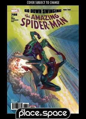 Amazing Spider-Man, Vol. 4 #798A 1St Full Red Goblin (Wk14)