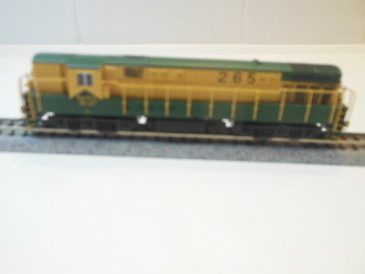 Atlas TRAIN MASTER #265 READING  with DCC  Boxed