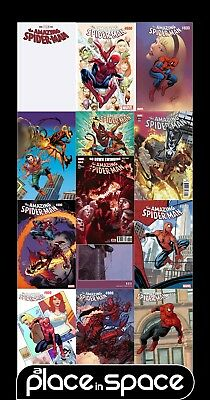 (Wk22) Amazing Spider-Man #800 - Set Of 13 Covers - Preorder 30Th May