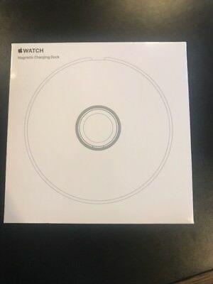 Apple Watch Magnetic Charging Dock  MLDW2AM/A Brand New- Sealed