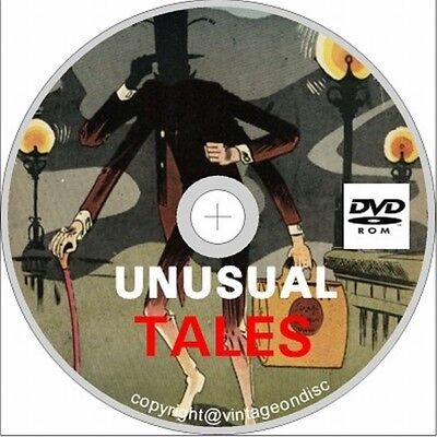 Unusual Tales Issues 1 - 49 Full Run On Dvd Rom