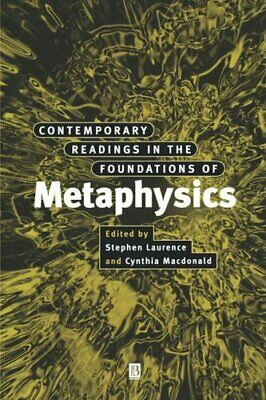 CONTEMP RDGS FNDNS METAPHYSICS by Laurence, Laurence Paperback Book The Cheap