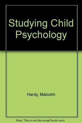 Studying Child Psychology by Wren, K. Paperback Book The Cheap Fast Free Post