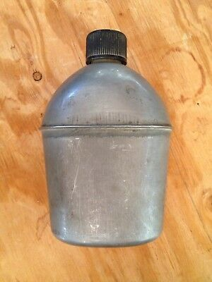 WWII WW2 US Army Water Canteen G.P.&F.CO 1943