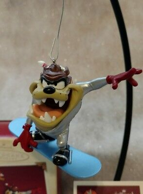 Hallmark Keepsake Ornaments Make Way Taz Looney Tunes 2005
