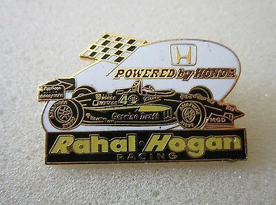 HONDA RAHAL HOGAN RACING   Pin Badge
