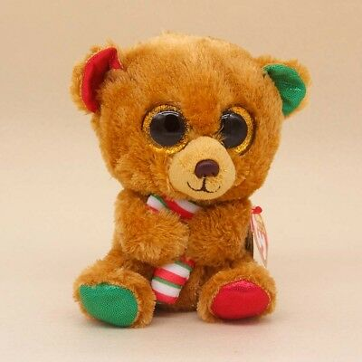 """Ty Beanie Boos 6"""" Bella Stuffed Animal Plush Toys Child or girls Gifts HOT!!"""