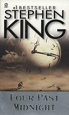 Four Past Midnight (Signet) by King, Stephen Paperback Book The Cheap Fast Free