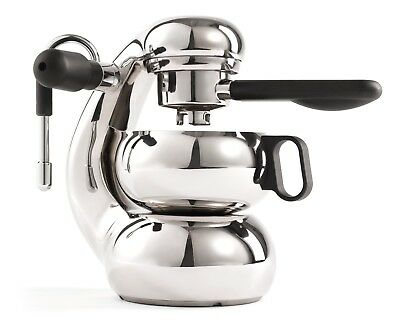 The Little Guy - Otto Espresso Coffee Maker With Steam Wand Home Barista Kit