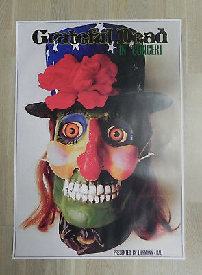 Grateful Dead - Tourposter - Super Zustand!!!