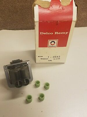 BRAND NEW GENUINE GM OEM DIRECT IGNITION COIL #25190788
