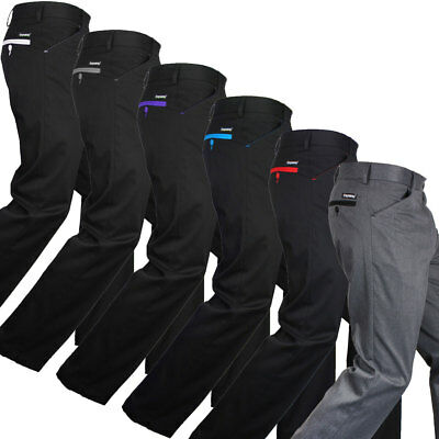 Stromberg Mens Mijas Funky Golf Trousers - Various Colour Options 28% OFF RRP