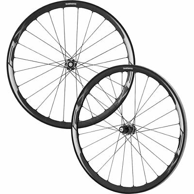 Shimano Wh-Rx830-Tl Tubeless Disc Wheelset - For Centre Lock - New - Ewhrx830Frc