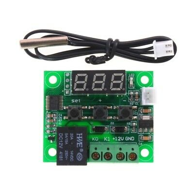 -50-110° 12V W1209 Digital thermostat Temperature Switch Control Sensor