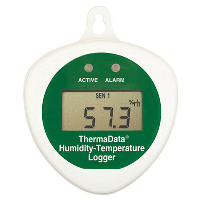 ETI 296-061 HTD ThermaData Temperature and Humidity Logger