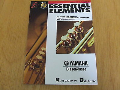 Essential Elements Band 2 mit CD Trompete in b