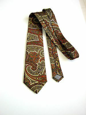 Rp Como New New Paisley Handmade Hand Made in Italy
