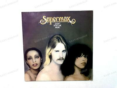 Supermax - Don't Stop The Music GER LP 1979 /4
