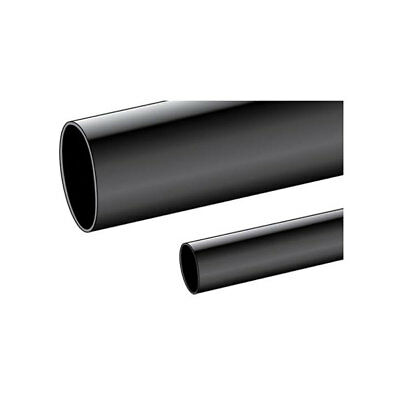 Alpha Wire P1053/8 BK005 Multi purpose PVC Tubing Black 9.52mm (100ft reel)
