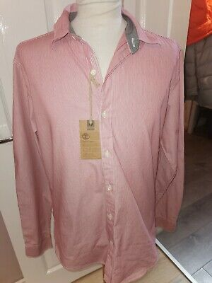 MENS MEDIUM TIMBERLAND Shirt BNWT £9.99 | PicClick UK