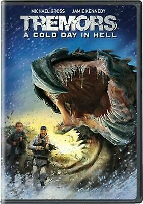 Tremors:cold Day in Hell - DVD Region 1 Free Shipping!