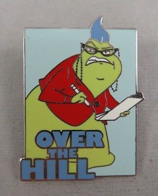 Disney Pin - Monsters Inc  - Roz - Always Watching Christmas