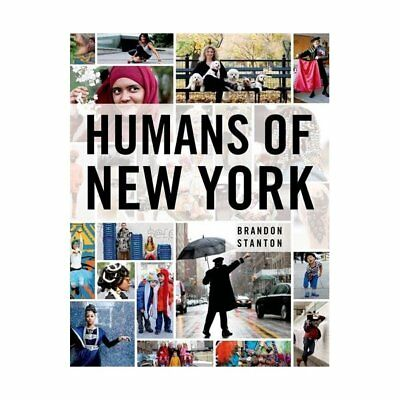 Livre Neuf - Humans of New York