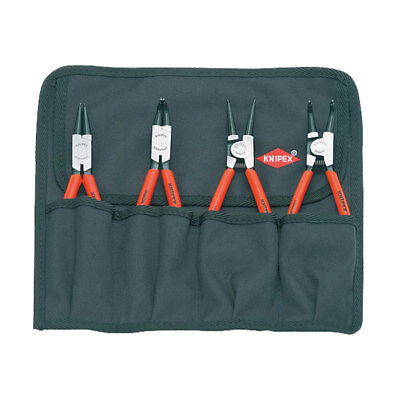 Knipex 00 19 56 Circlip Plier Set In Roll (4)