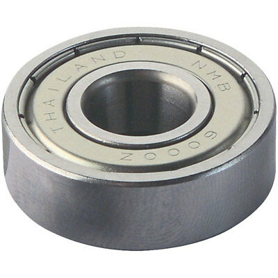 Modelcraft 626 ZZ Radial Steel Ball Bearing 19mm OD 6mm Bore 6mm Width